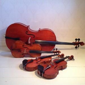 Larsson quartet